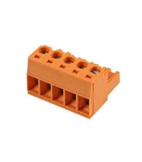 MC000190 - Pluggable Terminal Block, 5.08 mm, 10 Ways,24 AWG - MC000190