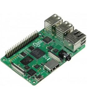 Zynq-7010 - ZynqBerry in Raspberry Pi form factor - ZYNQ7010
