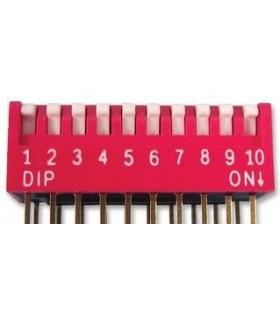 Interruptor DIP - 914DS4P