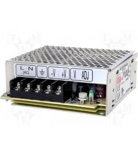 MXPMT12V50W - Fonte alimentacao 100-240VAC / 12VDC 4.2A - MX12V50