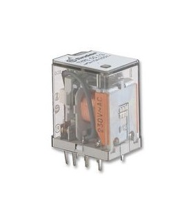 Rele Finder 230Vac 10A 3PDT - F55138230