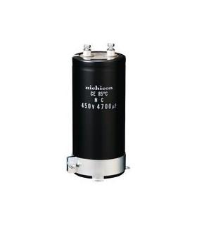 Condensador Electrolitico 6800uF 450V - 356800450