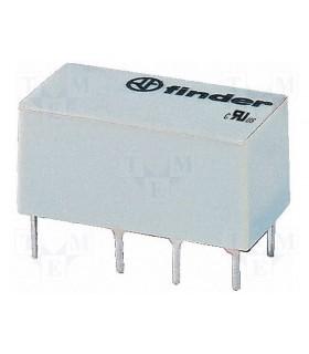 G6K-2P-Y - Rele Omron 5VDC 1A DPDT - G6K2PY