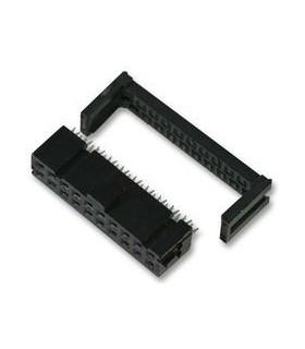Ficha Idc Flat Cable CI 16 Pinos - IDC16CI