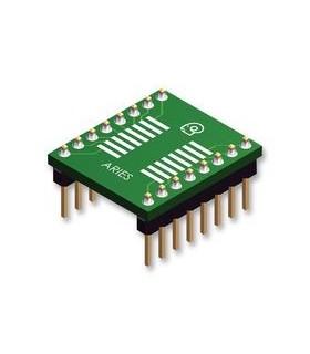 LCQT-TSSOP20 - Adaptador TSSOP20 Para Dip20 - LCQT-TSSOP20