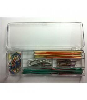 Caixa De Shuntes 140 Peças - WJW70