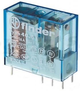 Rele Finder 24V 2 INV 8A - F4052248