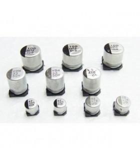 Condensador Electrolitico 2200uF 6.3V Smd - 3522006.3D