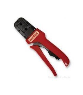 MX-63811-8700 - Alicate Cravar Terminais 24÷22AWG,36÷32AWG - MX638118700