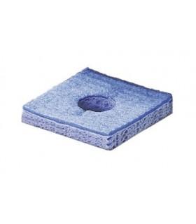 Esponja limpeza ERSA, 55 milímetros x 55 mm - 0003B