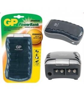 Powerbank Universal - carregador de Pilhas Gp - GPACCPB19011