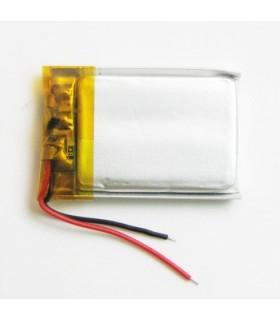 Bateria 3.7V 720mAh Li-Pol 30.0X48.0X5.0mm - MX0354662