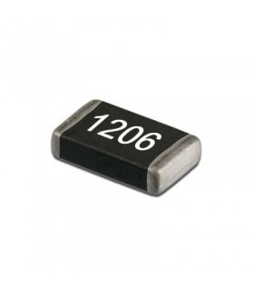 Resistencia Smd 1R 0.125W Caixa 1206 - 1841R1206