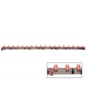 Mod. Flex. 18 Leds Vermelhos 30CM 12V - HS3018AR