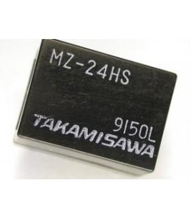 MZ-24HS-K-U - Relés de sinal fraco – c.i. Mini 24VDC - MZ-24HS-K-U