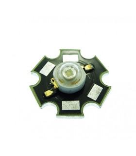 Led SMD Azul 3W 3.6V 39.8-51.7lm - PM2B3LBSSD