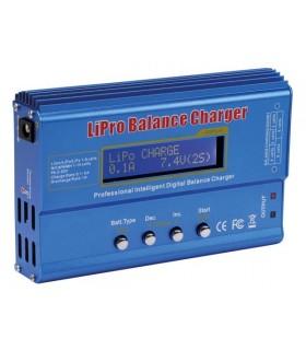 VLE8 - Carregador de Baterias LI-ION Polymer NiCd NiMh - MXVLE8