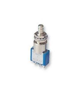 8632A - Pushbutton Switch, On-(On), SPDT, 125 V, 30 V, 4 A - 8632A
