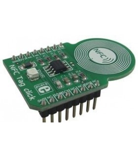 MIKROE-1726 - Daughter Board, NFC Tag Click Board - MIKROE1726