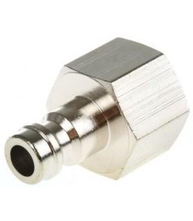 Conexao pneumatica libertacao rapida Rosca G 1/4 - Pack 5 - CPG14
