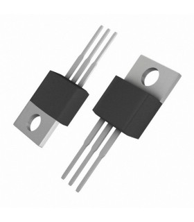 IRF740 - Mosfet N, 400V, 10A, 125W, 0.55 Ohm, TO-220 - IRF740