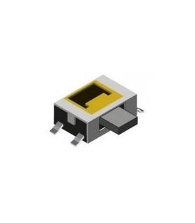 Pulsador Miniatura 4.8x4.7x1.7mm 12VDC 50mA SMD - SW027