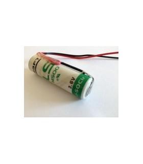 Pilha Litio Li-SOCl2 C 3,6V - Saft LS26500PR - 169LS26500PR