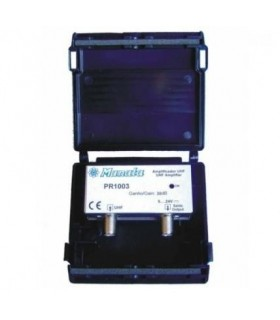 PR1001 - Amplificador de Mastro TDT 30db - PR1001