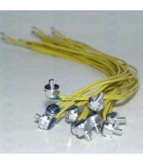 L01-100.05 - Thermal Protector 80ºc com Fios - L01-100.05