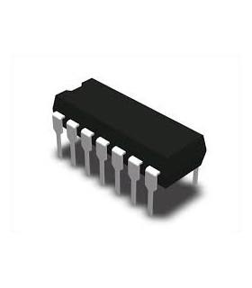 CD4011 - Quadruple 2-Input NAND Gate DIP14 - CD4011