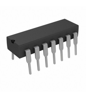 CD4001 - IC, NOR, QUAD, 4000 CMOS, 14DIP - CD4001