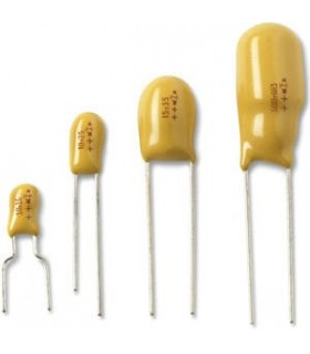 Condensador Tantalo 15uF 15V - 31415U15