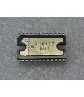 AN6387 - Circuito Integrado Dip 24 - AN6387