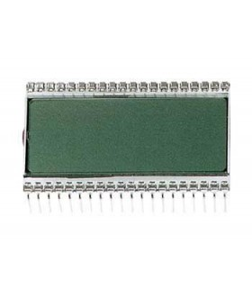 Display Lcd Alfanumerico de 3 1/2 Digitos Cebek C-2630 - C2630