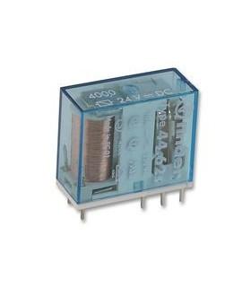 Rele FInder 24Vdc 10A 2 Inversores - F4462S2410