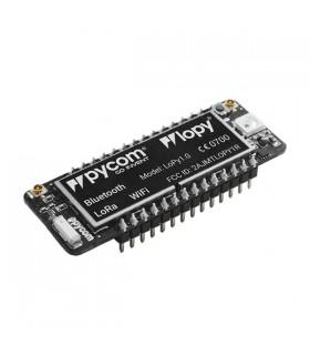 PyCom MicroPython enabled microcontroller - PYCOMLOPY