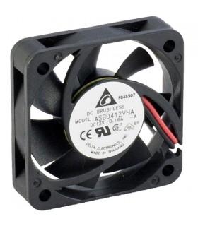 Ventilador Delta 12V 40x40x10mm 0.96W - ASB0412VHAA