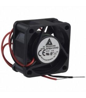 Ventilador Delta 12V 40x40x20mm 1.44W - EFB0412VHD