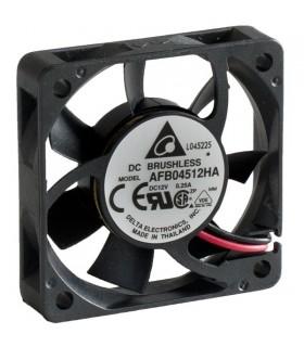 Ventilador Delta 12V 45x45x10mm 2.04W - AFB04512HA