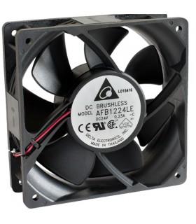 Ventilador Delta 24V 120x120x38mm 2.04W - AFB1224LEC