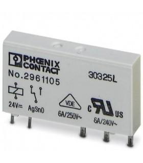 MR-24DC/21 - Relé 24VDC 8A SPDT - MR24DC21