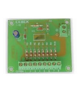Emissor Multiplexado De 8 Canais - CEBEK - I-95 - I95