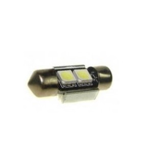 Lâmpada LED C5W 2SMD5050 12V 0.35W 6000..6500K 18lm 31mm - MX3062935