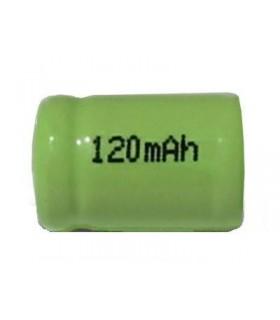 Bateria NiMh 1/3AAA 120mAh 1.2V - 1/3AAA120
