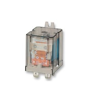 Rele Finder 24Vdc 30Amp Spst-No - F65319024