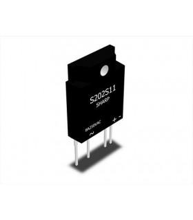 S202S11 - Rele Estado Solido 1.4V Sharp 8A/250VAC - S202S11