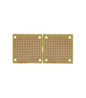 Placa Circuito Impresso 91x45x1.6mm 426 Furos - CD22