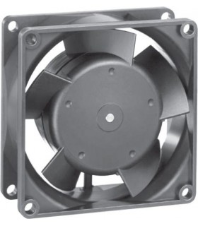 Ventilador Papst 80mm 12VDC - TYP8312