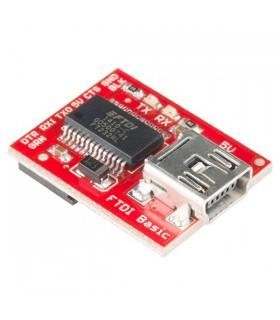 DEV09716 - SparkFun FTDI Basic Breakout - 5V - MXDEV09716