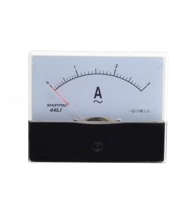 Amperimetro 0-3A AC - A3A